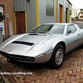 Maserati merak 2000 GT (1977-1983)(Illkirch) 01