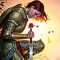 Le chevalier kara de ker - roman fantastique : les royaumes d'emeraudes - livre deux : ombre et lumière