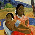 $300 million gauguin painting goes on view at madrid's reina sofia before heading to dc