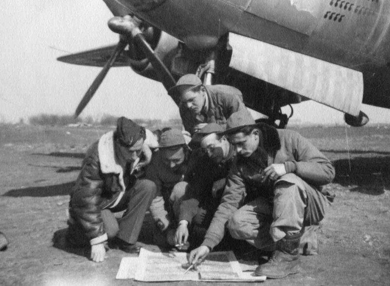 TAÏB 1944-1945 Guerre- Maraudeur 1