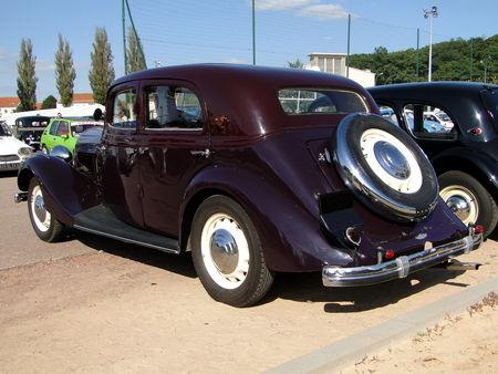 HOTCHKISS 615 Cabourg 1934 Bourse de Crehange 2009 4