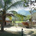 Village pres de Nong Khiaw