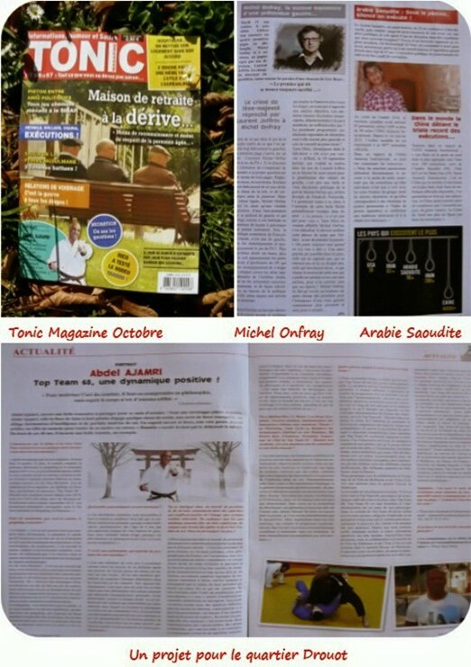 Tonci Magazine - Octobre 2015