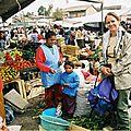 SAQUISILI - marché