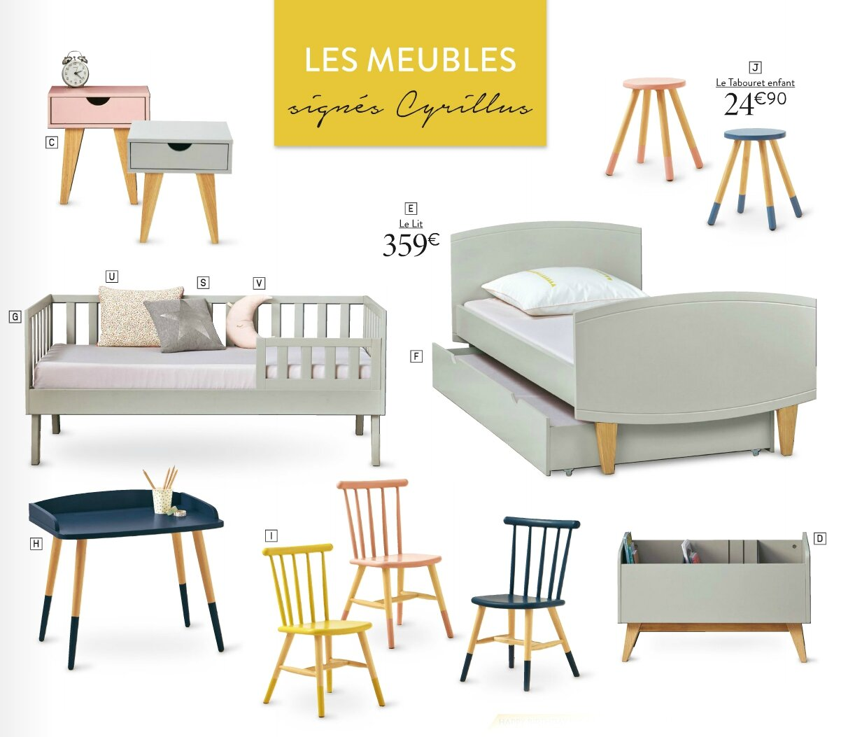 nouveau le catalogue cyrillus maison 2015 deco trendy a t e l i e r. Black Bedroom Furniture Sets. Home Design Ideas