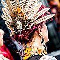 La coiffe du shaman