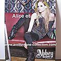 Panneau promotionnel Abbey Dawn-printemps 2012