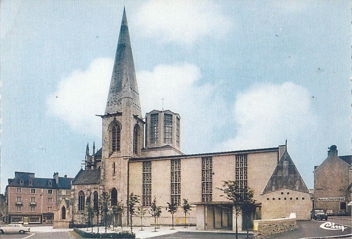 eglise catholique Saint-Malo