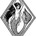 50 shapes of mermaid: mermaid in diamond - 50 formes de sirènes: sirène en losange
