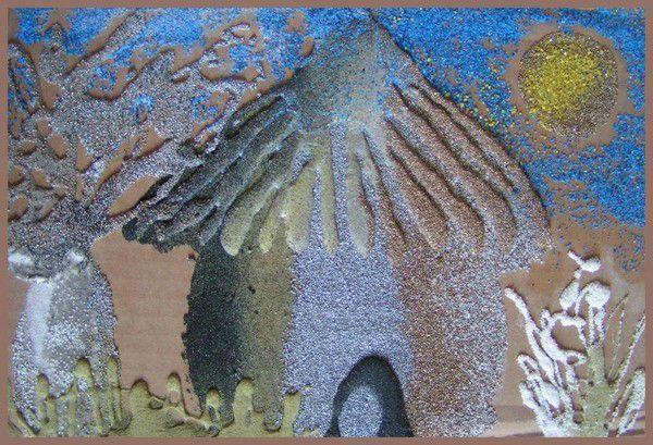 34_AFRIQUE_Tableaux de sable (40 cadré 600)