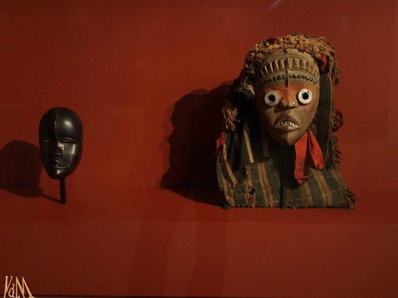 Tamé - deanglé et Baglé nommé Ngedi - Dan vers 1940