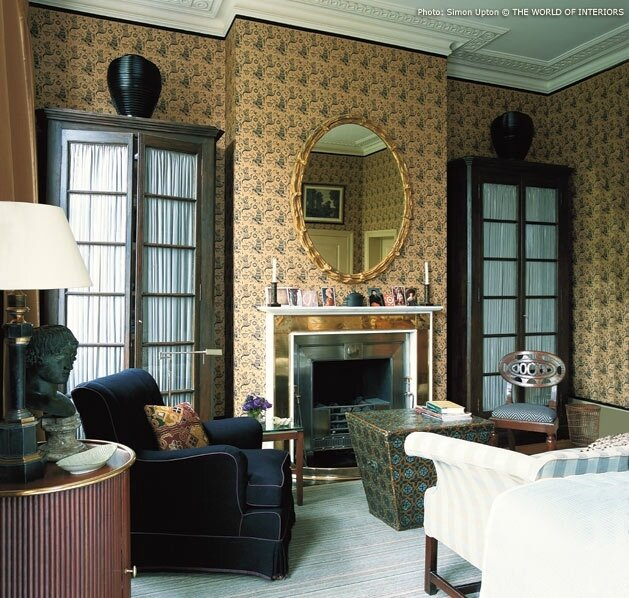 sibyl colefax and john fowler interior design