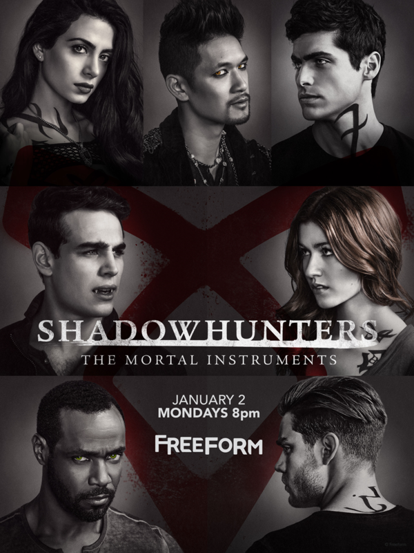 Shadowhunters_season 2 poster