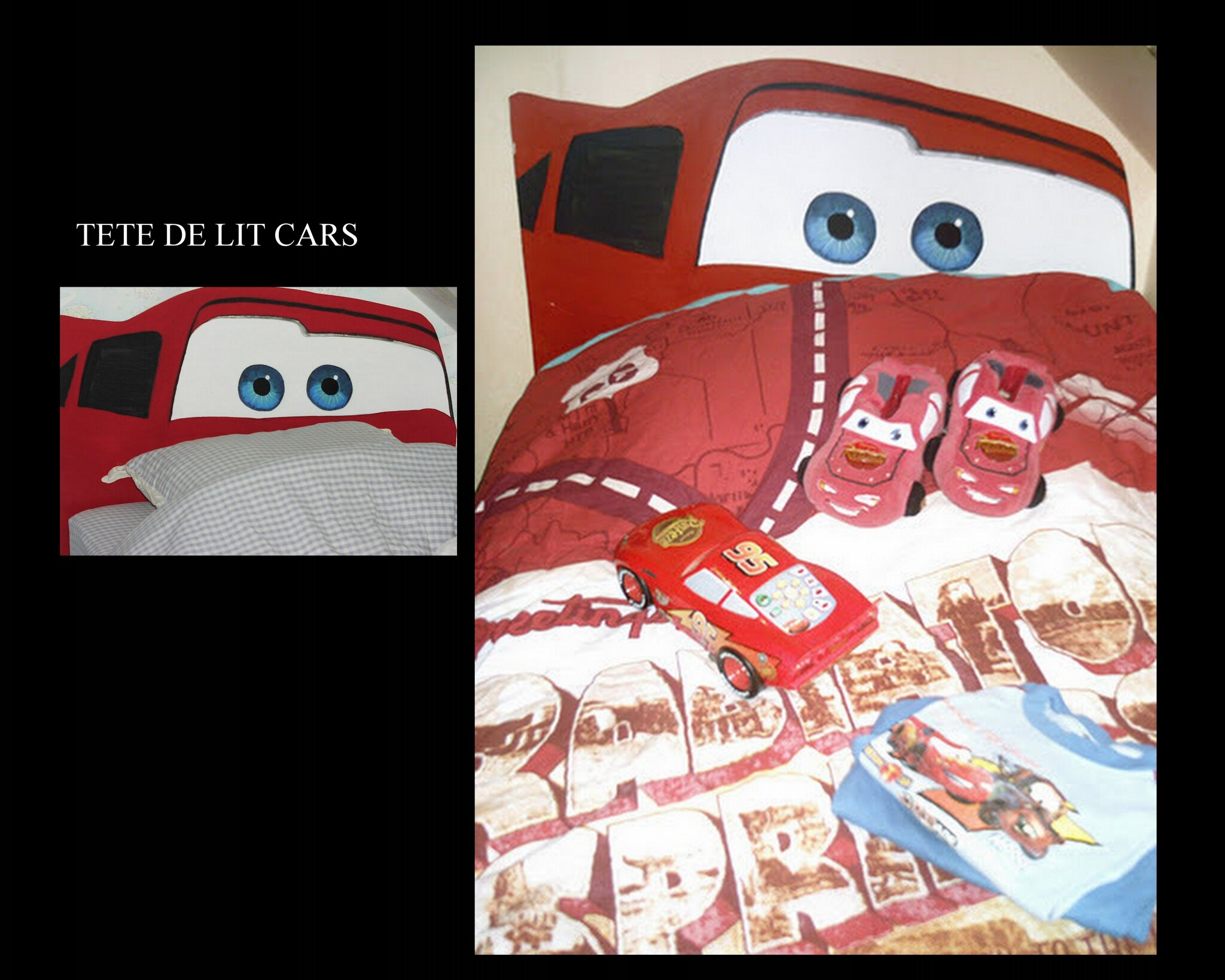 Deco Chambre Cars Cezed Le Blog Cr Atif