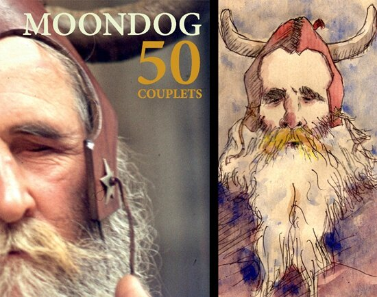 Moondog : 50 Couplets