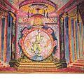 location exposition des decors du theatre collinet caisse aux sabres caisse a apparition animaux affiches tours anciens