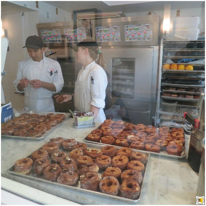 Fabrication du Cronut (3)