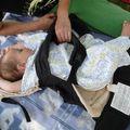 déposer bébé endormi...