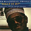 Ed Blackwell Project - 1992 - What It Is (Enja)