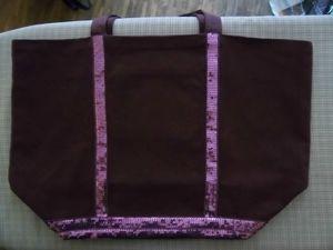 sac prune façon V