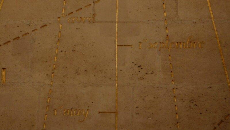 inscription méridienne