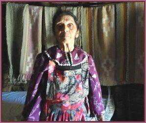2014-01 Chile - Cañete Dame Mapuche
