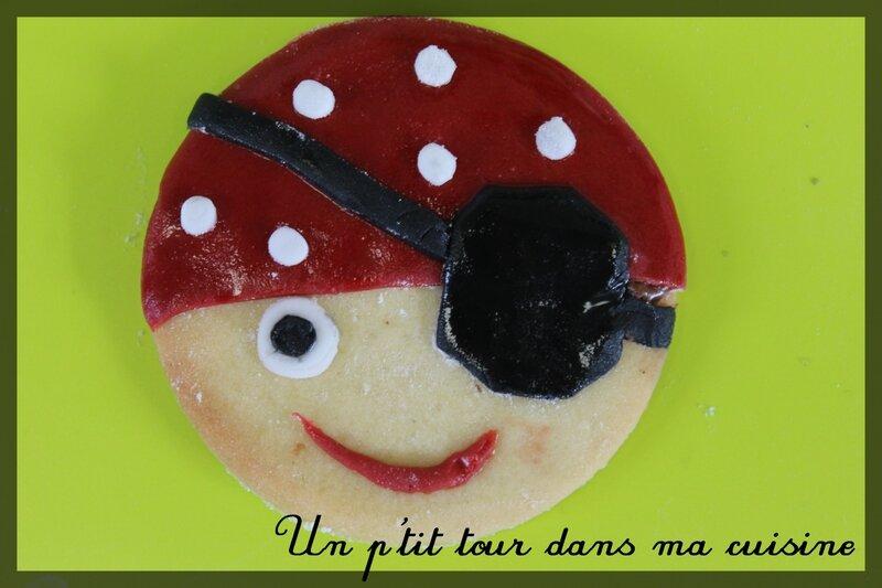 Tête pirate
