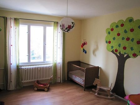 La chambre de louise d co d 39 enfant for Chambre a theme liege