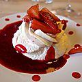 Pavlova ou le dessert qui remporte tous les suffrages