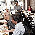Sobane, un restaurant coréen et une question de la cuisine fusion