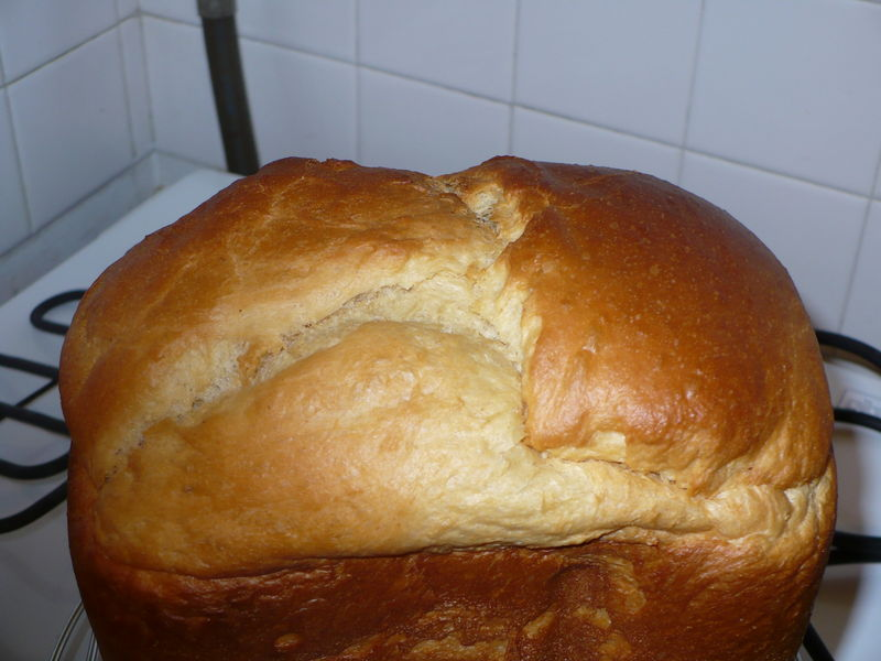 Brioche th70 pains et viennoiseries tout en machine pain - Brioche avec machine a pain ...