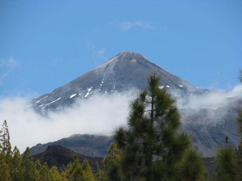 El Teide -Ténérife