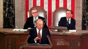 State of the Union adress Gerald Ford