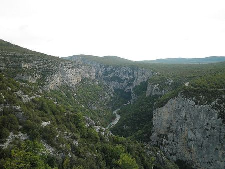 route des crêtes du Verdon (47)