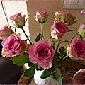 Bouquet roses 11