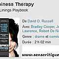 [ciné review] happiness therapy, le film barré qui réveille l'optimisme en nous