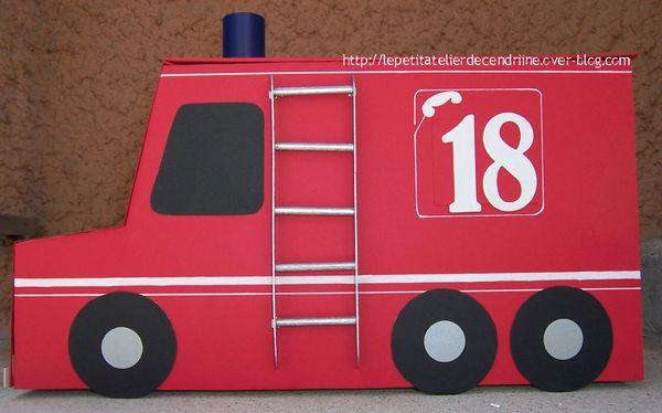 urne camion pompier 3