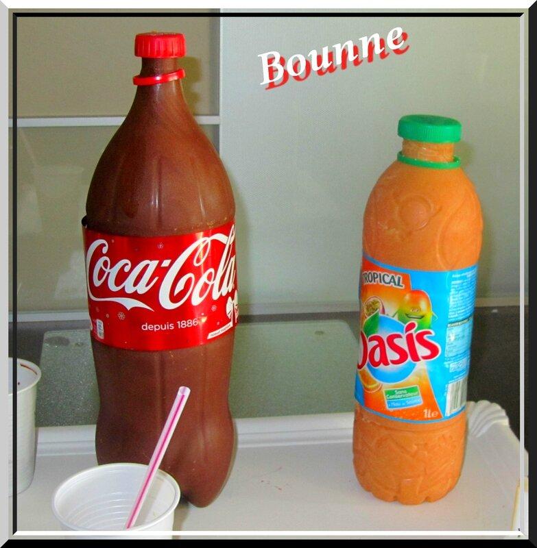 gateau bouteille coca-cola et oasis (21)