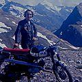Année 1969, 36.000km avec un ks50 super sport