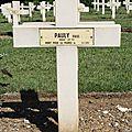 Soldat Paul PAULY