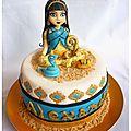 Gâteau Cleo de Nile