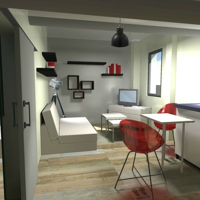 Projet 3d studio aix en provence stinside architecture d for Photos decoration interieur