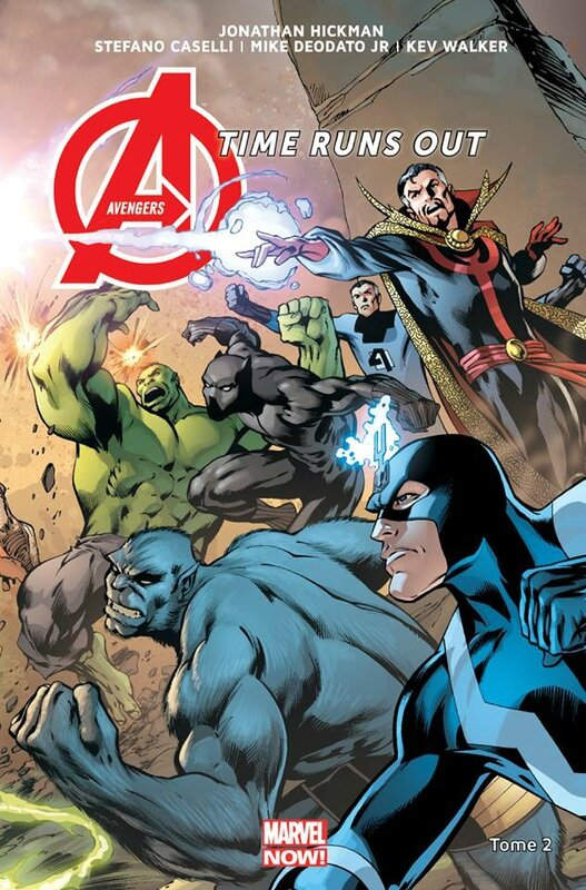 marvel now avengers time runs out 02 tu ne peux pas gagner