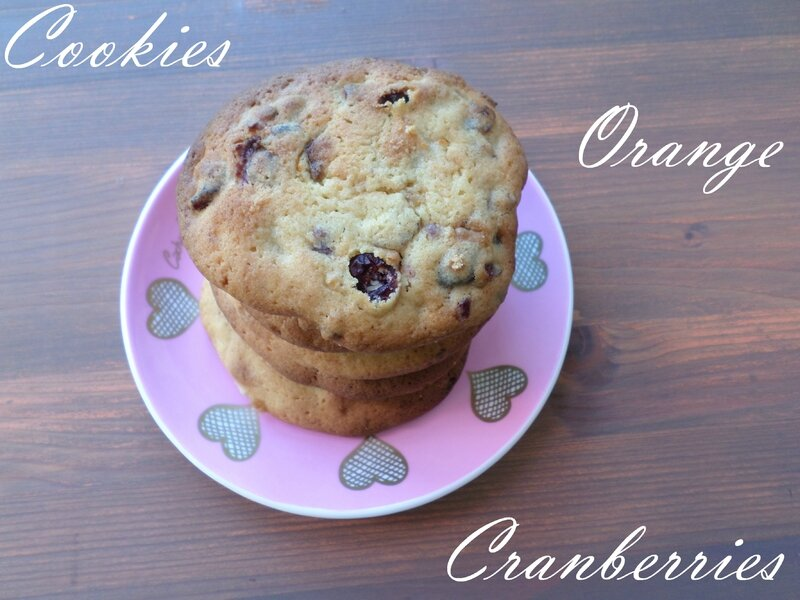 cookies-orange-cranberries