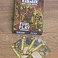 Blood bowl - team manager - the card game - foul play expansion