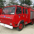 BERLIET 770KB CAMIVA Fourgon Pompe Tonne 1977