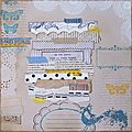 Version scrap 2013 - défi 9
