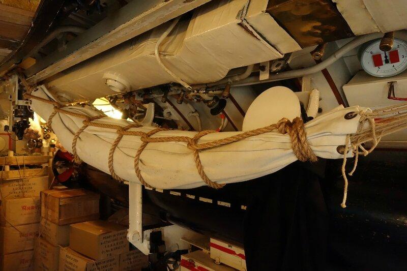Royal Navy Submarine Museum_004