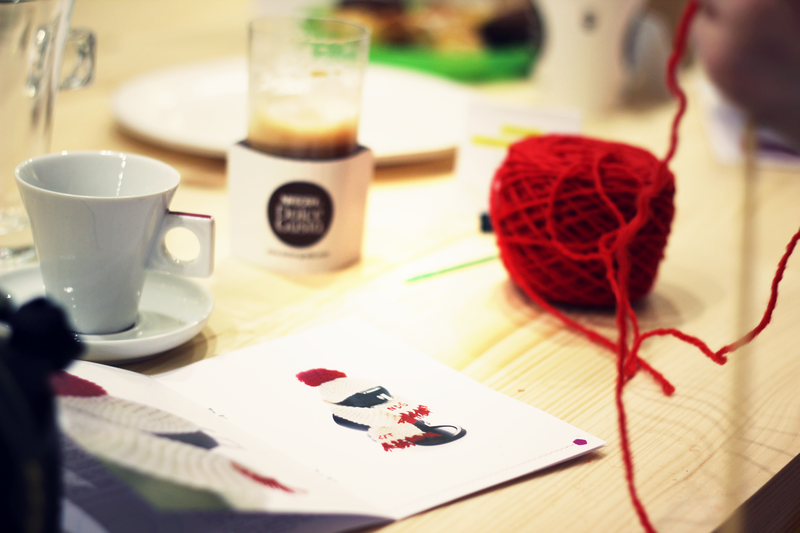 knit dolcegusto cft