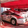2010 : Rallye Terre de Langres - Assistance